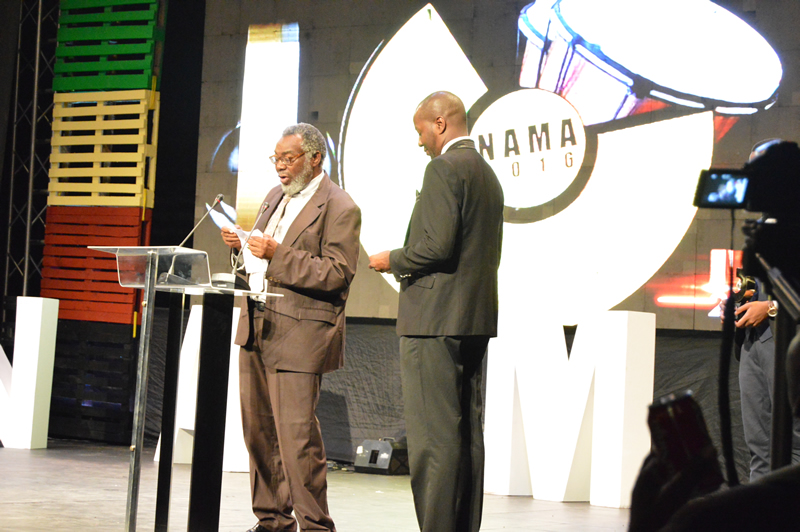 Mr Chifunyise wins NAMA Award