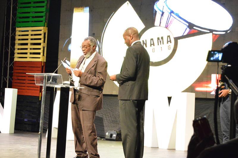 Mr Chifunyise wins NAMA Award